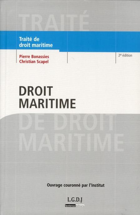 Droit Maritime - 2eme Edition