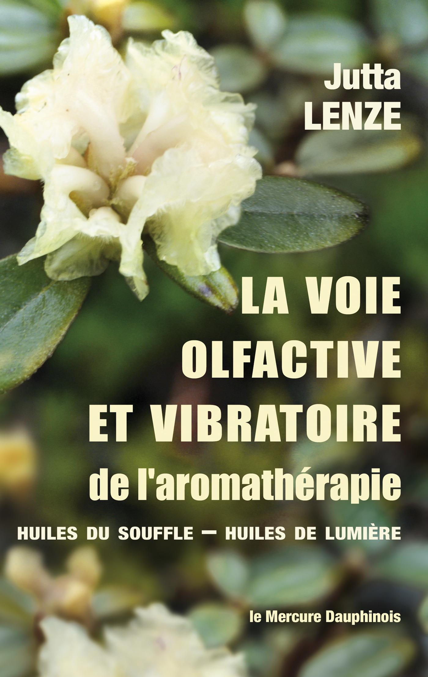La voie olfactive et vibratoire de l'aromathérapie ; huiles du souffle, huiles de lumière