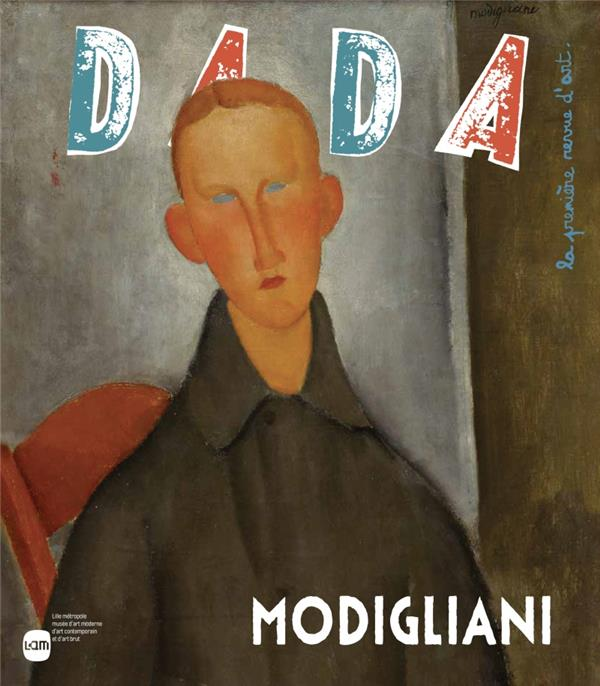 Revue dada n.208 ; modigliani
