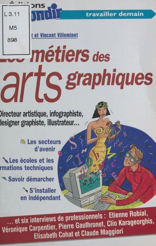 Les métiers des arts graphiques