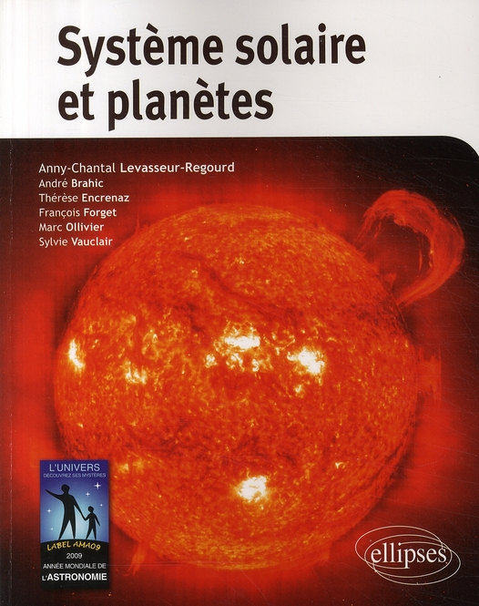 Systeme Solaire Et Planetes