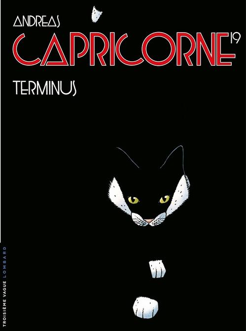 Capricorne - Tome 19 - Terminus  - Andreas