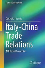 Italy-China Trade Relations  - Donatella Strangio