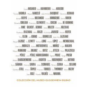 Colección del museo Guggenheim Bilbao