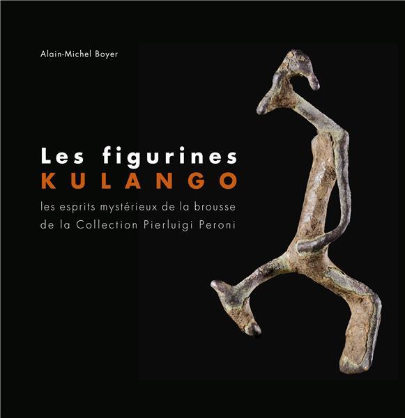 Les figurines des Kulango ; les esprits mystérieux de la brousse