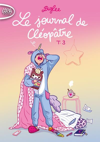 Le journal de Cléopâtre T.3