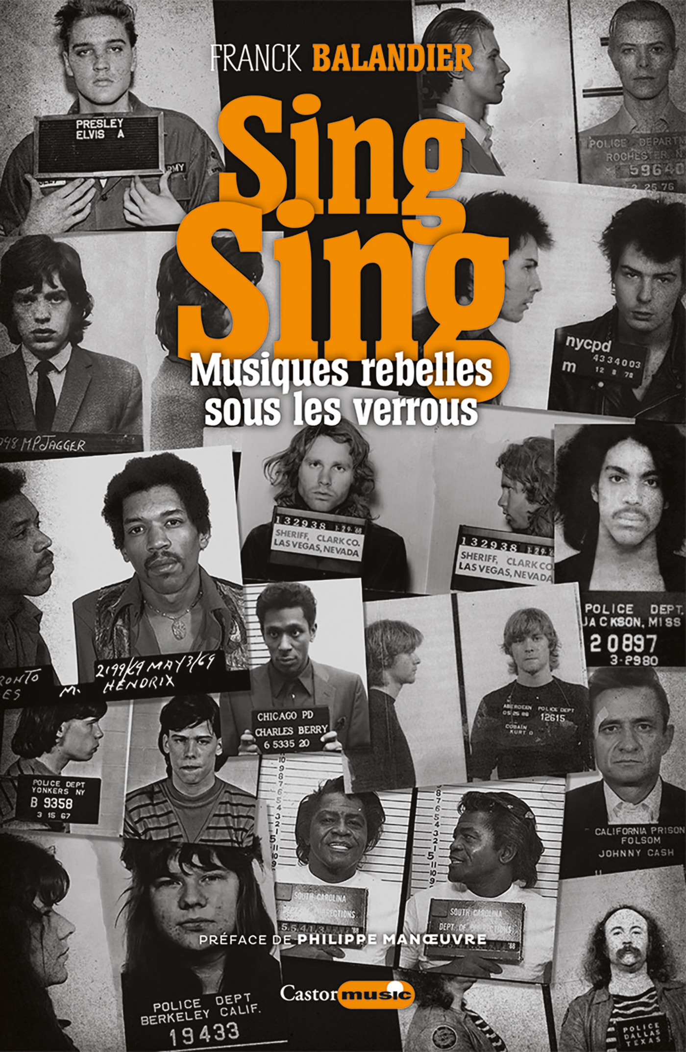 Vente EBooks : Sing Sing, Musiques rebelles sous les verrous  - Franck Ballandier