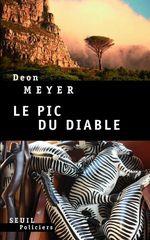 Vente Livre Numérique : Le Pic du diable  - Deon Meyer