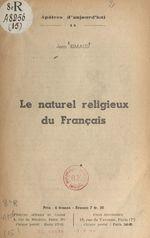 Le naturel religieux du français