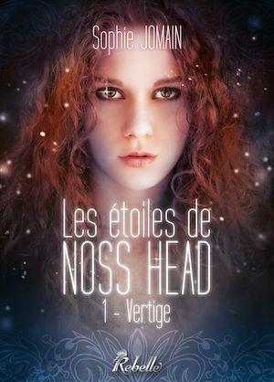 Les étoiles de Noss Head t.1 ; vertige  - Sophie Jomain