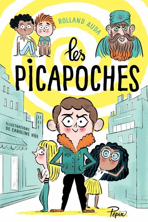 Les Picapoches - À l´assaut des mØmbres vaudous