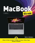 Vente Livre Numérique : MacBook pour les Nuls, grand format 9e éd.  - Mark L. CHAMBERS