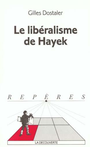 Le liberalisme de hayek