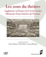 Vente Livre Numérique : Les sons du théâtre  - Bénédicte Louvat-Molozay - Xavier Bisaro