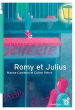 Vente EBooks : Romy et Julius  - Coline Pierré - Marine Carteron