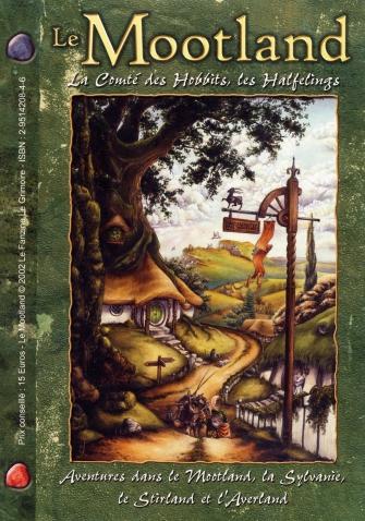 Warhammer ; le mootland, la comté des hobbits