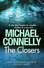 Vente Livre Numérique : The Closers  - Michael Connelly