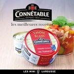 Les meilleures recettes au Thon connétable  - Jean-François Mallet