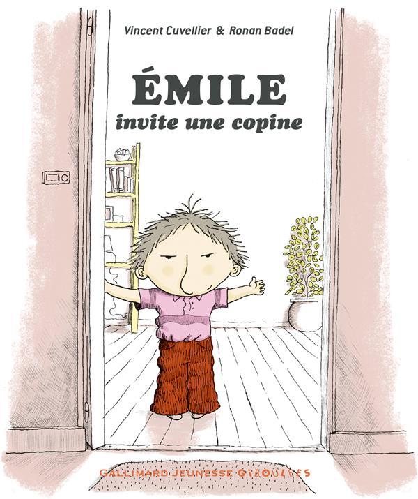EMILE INVITE UNE COPINE Cuvellier Vincent