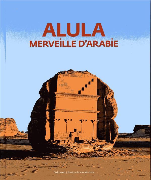 Alula, oasis d'Arabie