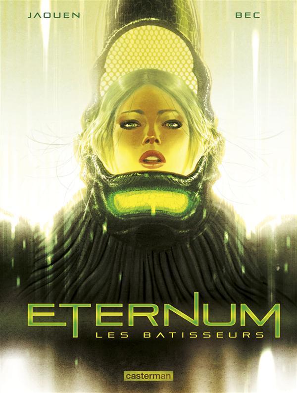Eternum T.2 ; les bâtisseurs