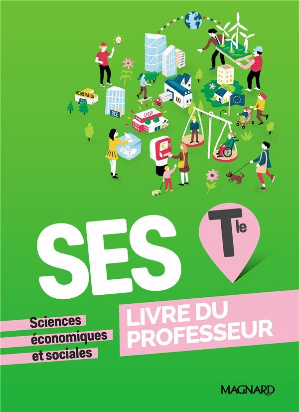 Sciences économiques et sociales ; terminale ; livre du professeur (édition 2020)