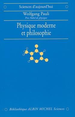 Physique Moderne Et Philosophie