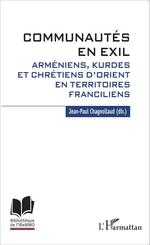 Vente EBooks : Communautés en exil  - Jean-Paul Chagnollaud