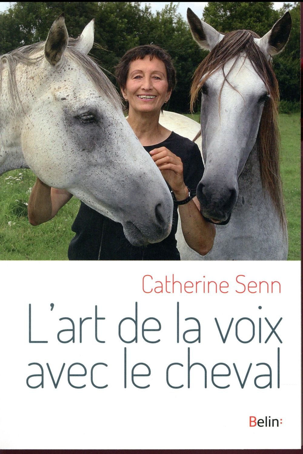 L'art de la voix avec le cheval