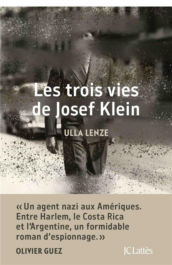 Les trois de vies de Josef Klein