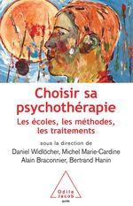 Vente EBooks : Choisir sa psychothérapie  - Daniel WIDLOCHER