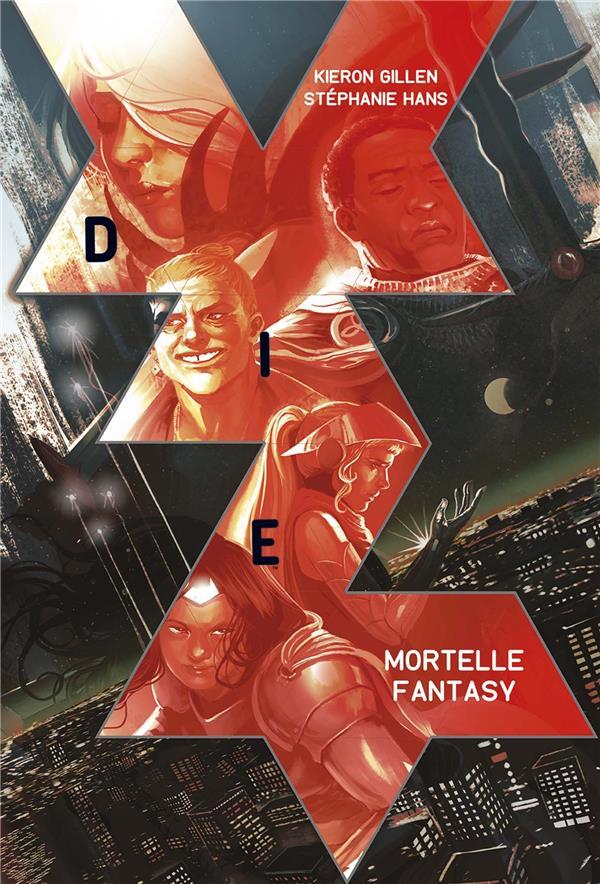 Die t.1 ; mortelle fantasy