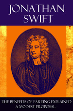 Vente EBooks : The Benefits of Farting Explained + A Modest Proposal  - JONATHAN SWIFT