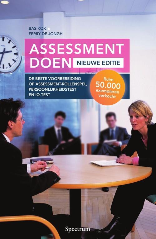 Assessment doen - nieuwe editie