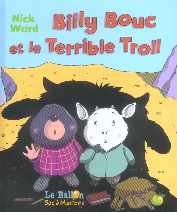 Billy bouc et le terrible troll
