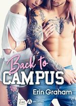 Vente EBooks : Back to Campus - Teaser  - Erin Graham