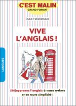 Vente EBooks : Vive l'anglais ! c'est malin  - Julie Frédérique