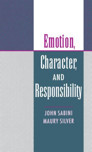 Emotion, Character, and Responsibility