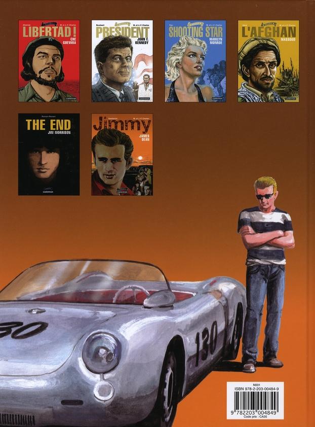Rebelles t.6 ; Jimmy, James Dean