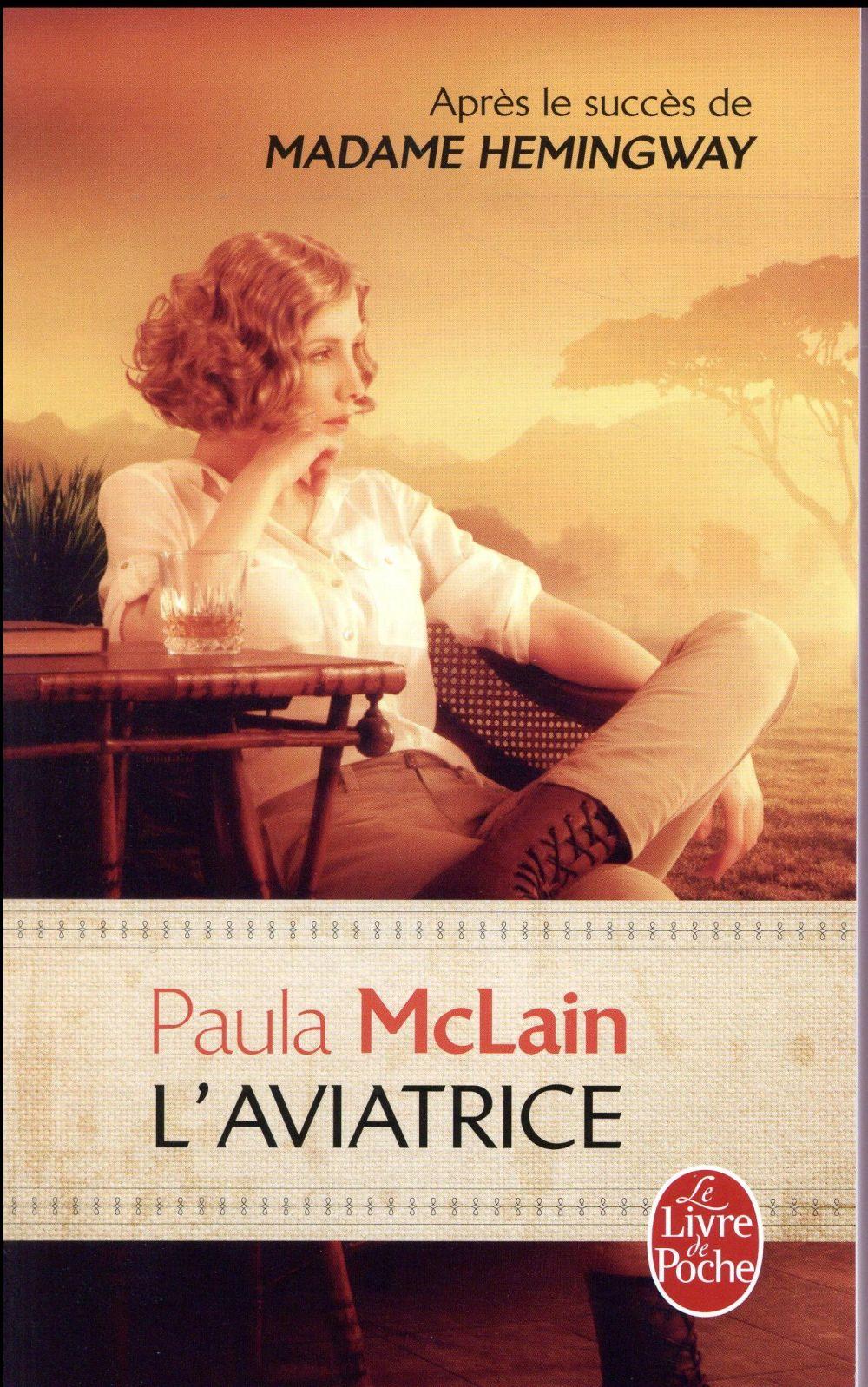 MCLAIN-P - L'AVIATRICE