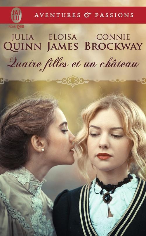 Vente Livre Numérique : Quatre filles et un château  - Eloisa James  - Connie Brockway  - Julia Quinn