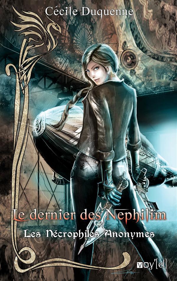 Les nécrophiles anonymes t.3 ; le dernier des Nephilim