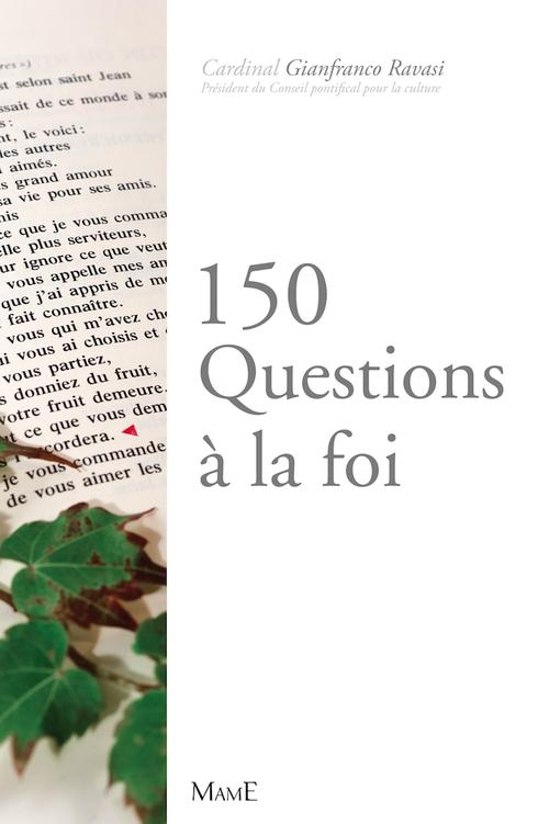 150 questions à la foi