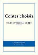 Vente EBooks : Contes choisis  - Jacob Grimm - Wilhelm Grimm - Frères Grimm