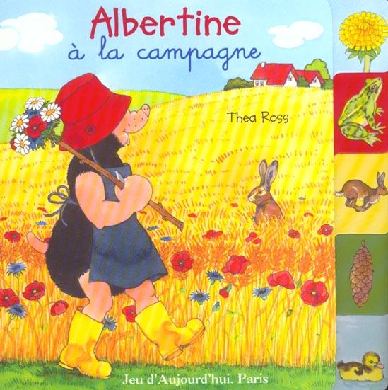 Albertine a la campagne