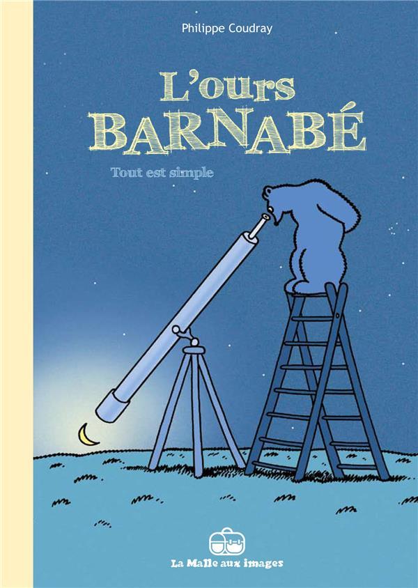 l'ours Barnabé t.12 ; tout est simple