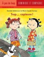 Vente EBooks : Trop... copieuse !  - Danielle Vaillancourt