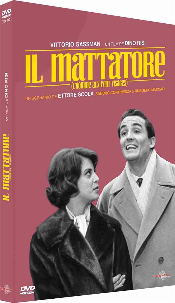 Mattatore (L'Homme aux cent visages), Il