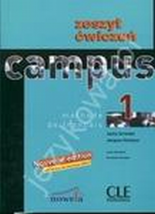 Campus 1 ; zeszyt cwiczen