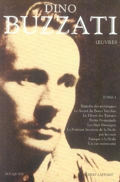 Oeuvres De Dino Buzzati - Tome 1 - Bouquins - Ne